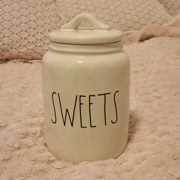 New Rae Dunn Sweets Cannister